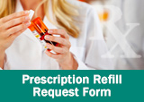 Prescription Refill Request Form