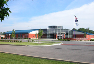 Sharon Regional Medical Park, Hermitage