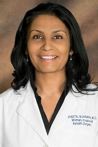 Sheetal Nijhawan, M.D., Bariatric Surgeon