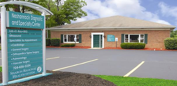 Hubbard Diagnostic and Specialty Center